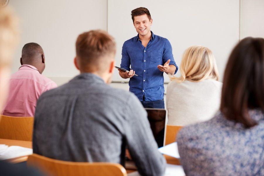 aula educação financeira