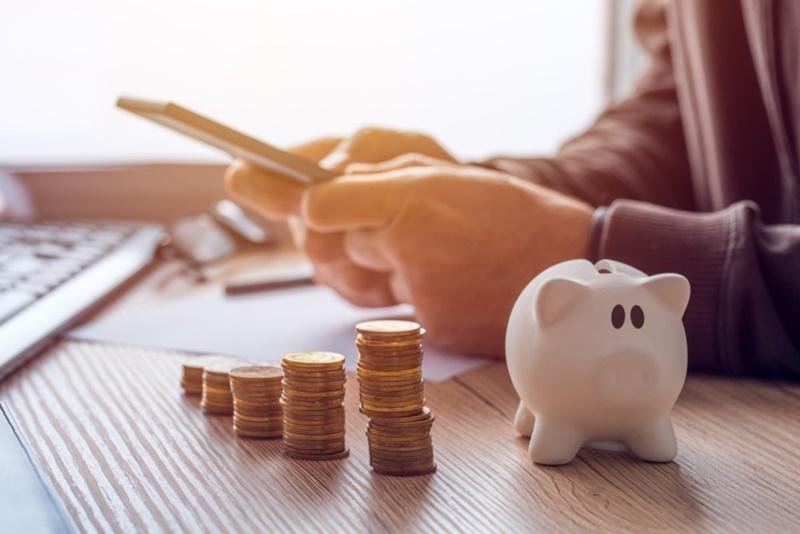 É possível pegar empréstimo com conta poupança