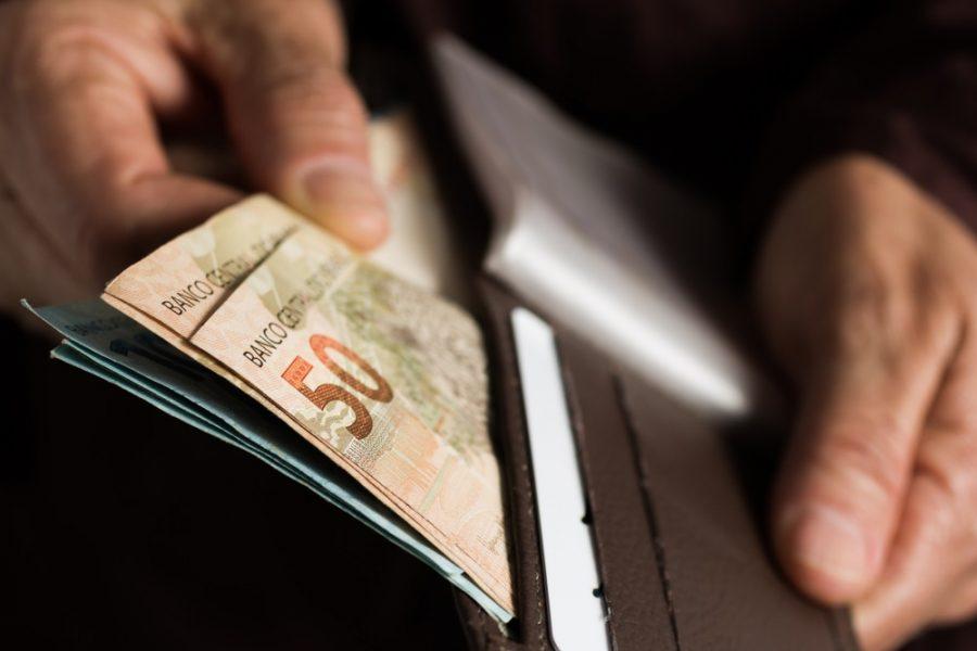 deposito adiantado para empréstimo