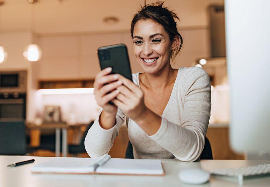 empréstimo pelo celular