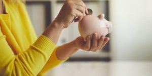 Como está o rendimento atual das poupanças?
