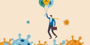 Como mercado de empréstimos ficou com a pandemia
