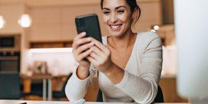 4 passos para fazer um empréstimo pelo celular